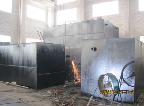 WSZ地埋式污水处理设备